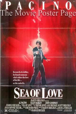Sea Of Love (1989) Main Poster