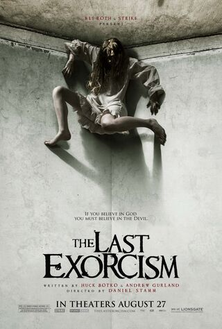 The Last Exorcism (2010) Main Poster