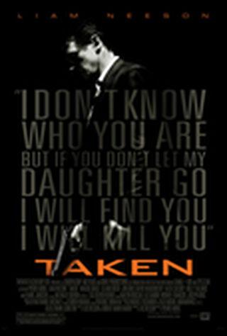 Taken (2009) Main Poster