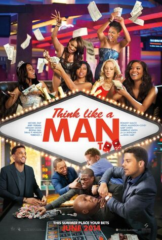 Think Like A Man Too (2014) Main Poster