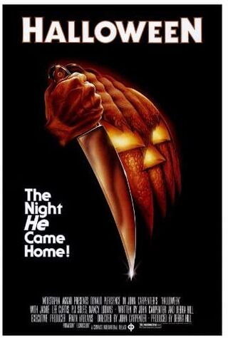 Halloween (1978) Main Poster