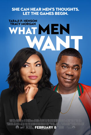What Men Want (2019) Main Poster