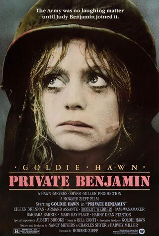 Private Benjamin (1980) Main Poster