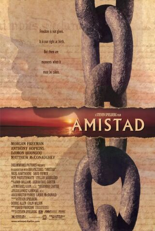 Amistad (1997) Main Poster