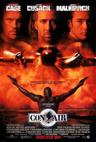 Con Air (1997) Main Poster