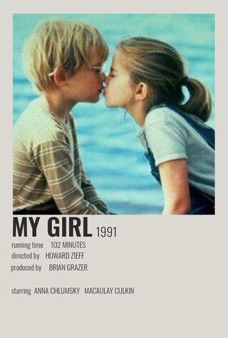 My Girl (1991) Main Poster