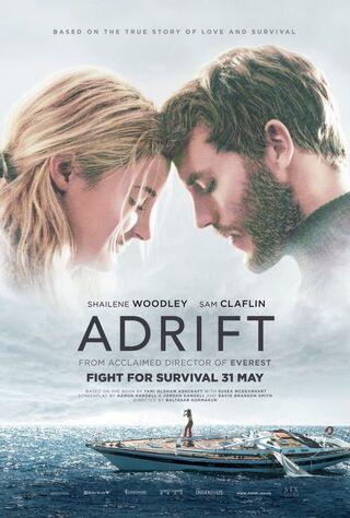 Adrift (2018) Main Poster