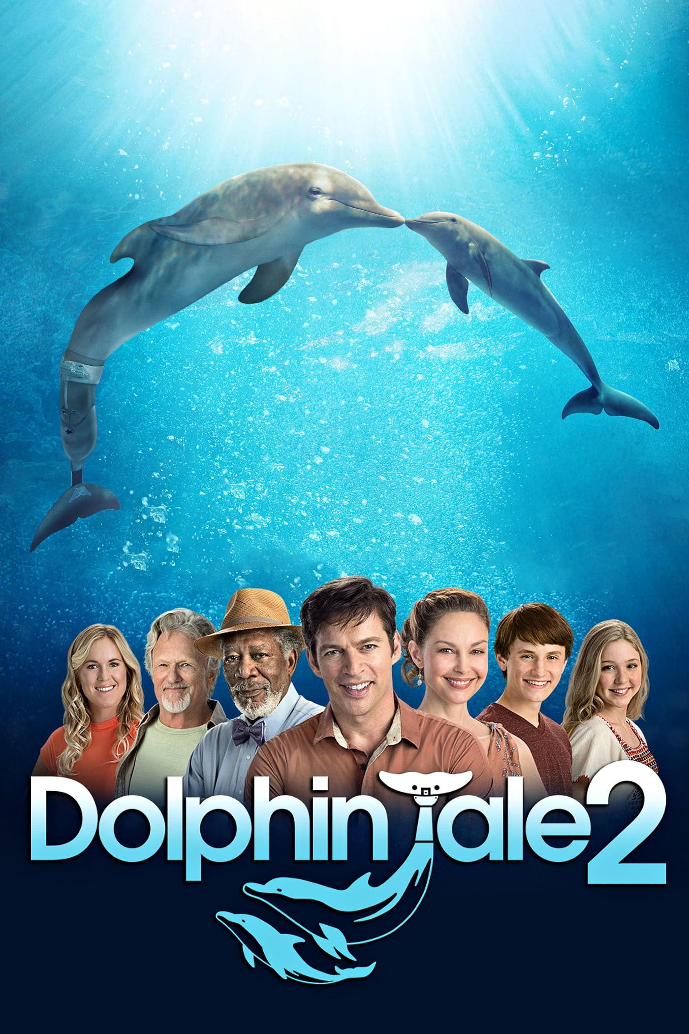 Dolphin Tale 2 Main Poster