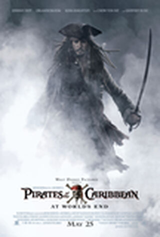 Pirates of the Caribbean: At World's End (2007) Main Poster