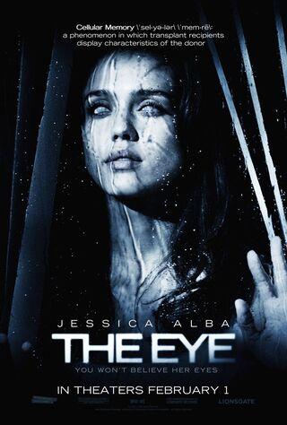 The Eye (2008) Main Poster
