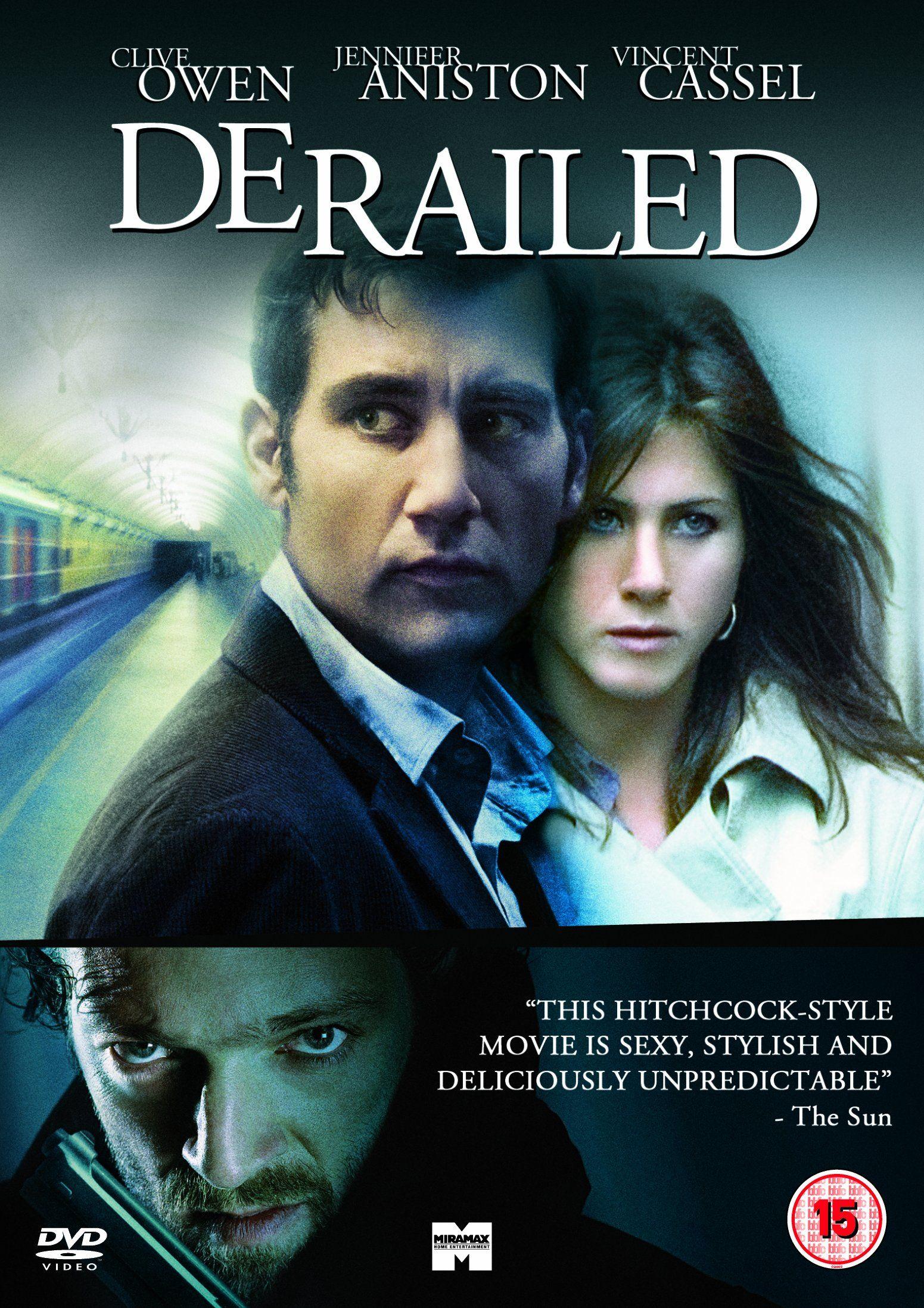 Derailed (2005) Main Poster