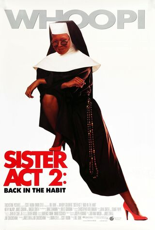 Sister Act 2: Back In The Habit (1993) Main Poster