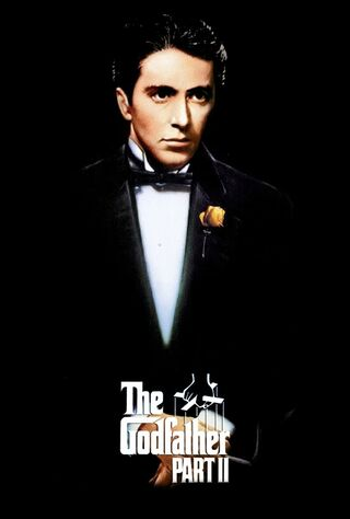 The Godfather: Part II (1974) Main Poster