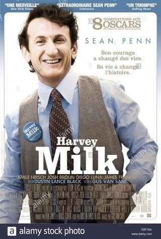 Milk (2009) Main Poster