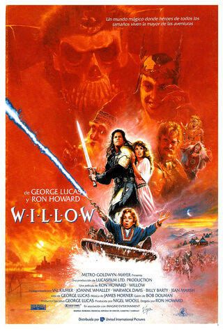Willow (1988) Main Poster