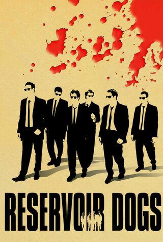 Reservoir Dogs (1992) Main Poster