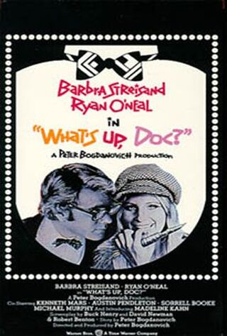 What's Up, Doc? (1972) Main Poster
