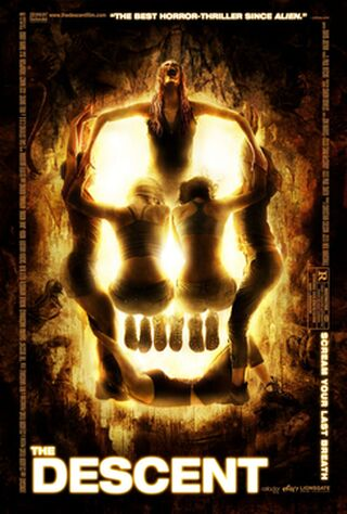 The Descent (2006) Main Poster