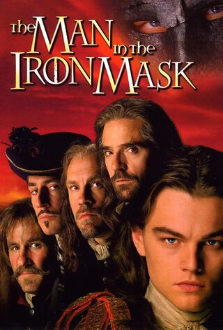 The Man In The Iron Mask (1998) Main Poster