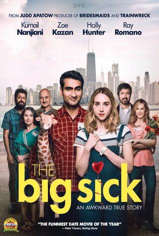 The Big Sick (2017) Main Poster