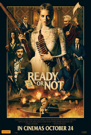 Ready Or Not (2019) Main Poster
