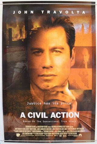 A Civil Action (1999) Main Poster