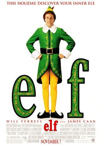 Elf (2003) Main Poster