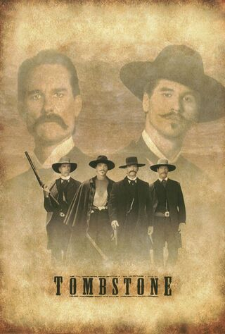 Tombstone (1993) Main Poster