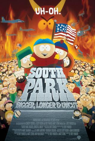 South Park: Bigger, Longer & Uncut (1999) Main Poster