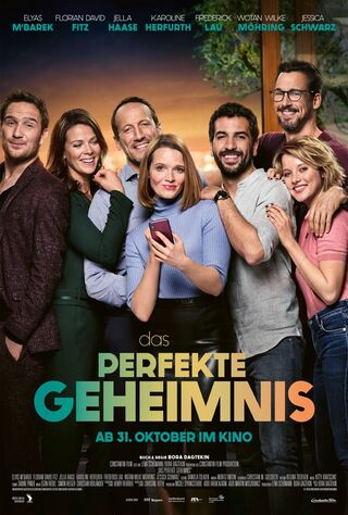 Das Perfekte Geheimnis (2019) Main Poster