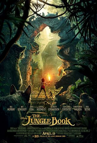 The Jungle Book (2016) Main Poster