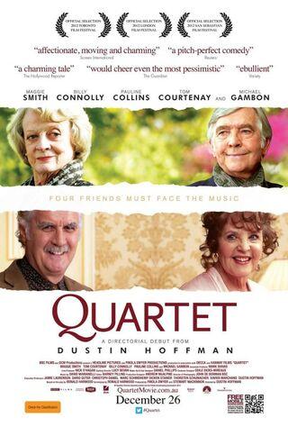 Quartet (2013) Main Poster