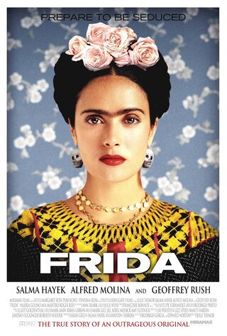 Frida (2002) Main Poster