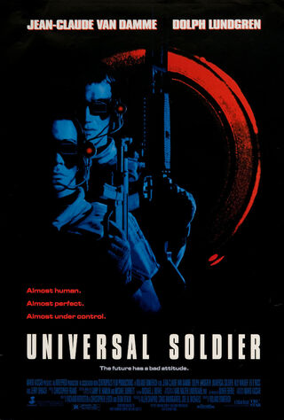 Universal Soldier (1992) Main Poster