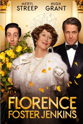 Florence Foster Jenkins (2016) Main Poster