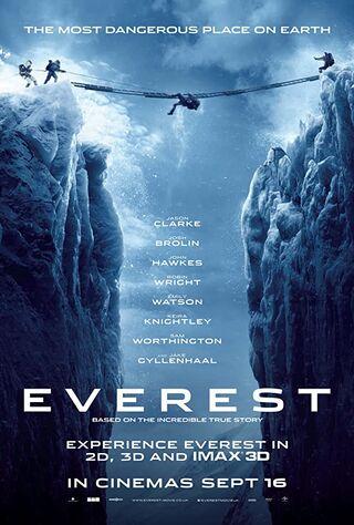 Everest (2015) Main Poster