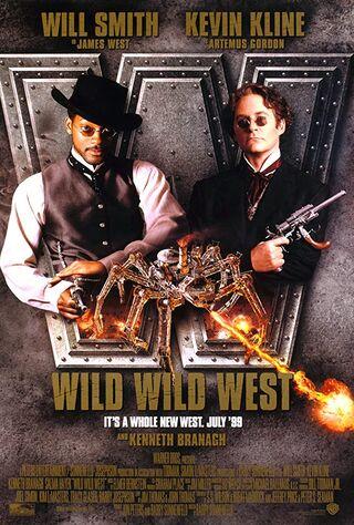 Wild Wild West (1999) Main Poster