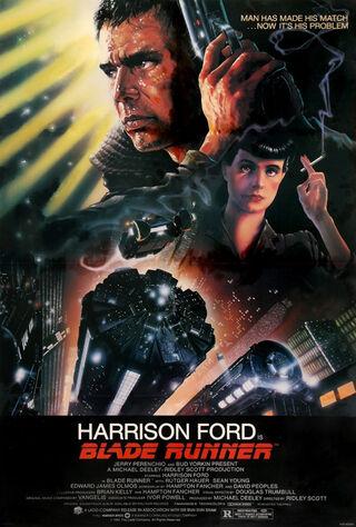 Blade Runner (1982) Main Poster