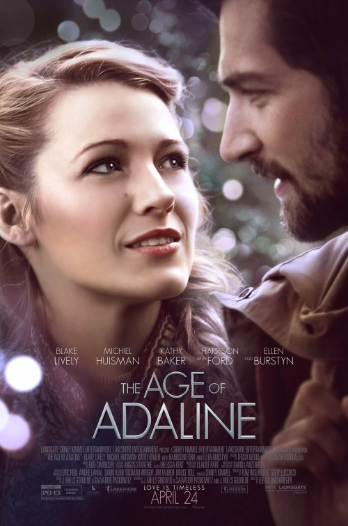 The Age Of Adaline (2015) Poster #1