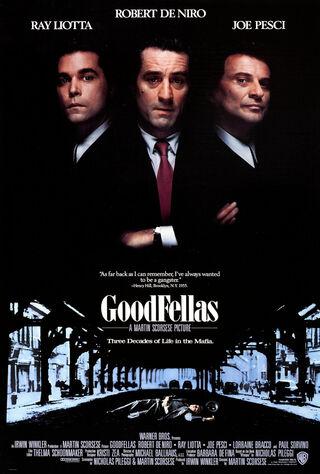 Goodfellas (1990) Main Poster
