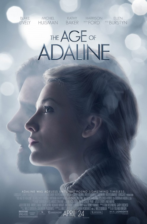 The Age Of Adaline (2015) Poster #3
