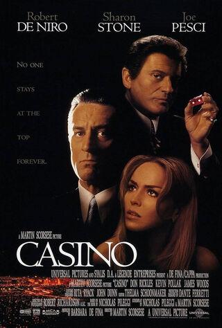 Casino (1995) Main Poster