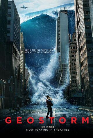 Geostorm (2017) Main Poster