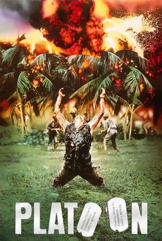 Platoon (1987) Main Poster