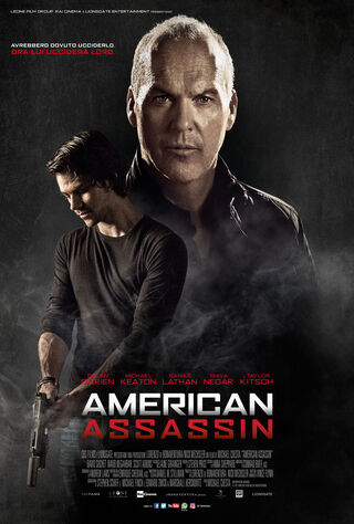 American Assassin (2017) Main Poster