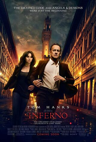 Inferno (2016) Main Poster
