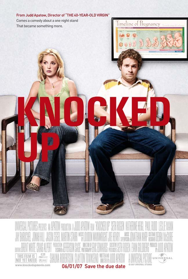 Knocked Up (2007) Main Poster