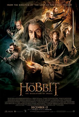The Hobbit: The Desolation of Smaug (2013) Main Poster