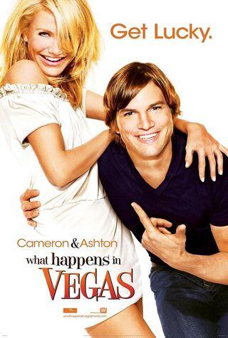 What Happens In Vegas (2008) Main Poster