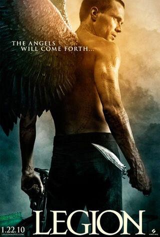 Legion (2010) Main Poster
